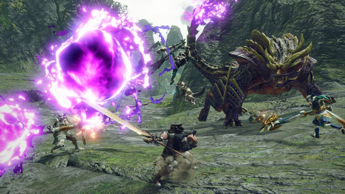 Master Rank Apex monsters and the Rampage: the Monster Hunter Rise team takes us inside the series' stunning return to handheld – GamesRadar