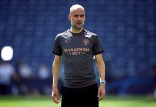Manchester City Training – UEFA Champions League Final – Estadio do Dragao