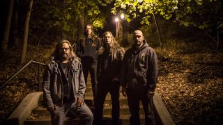 Gorguts press photo 2016 by Jimmy Hubbard