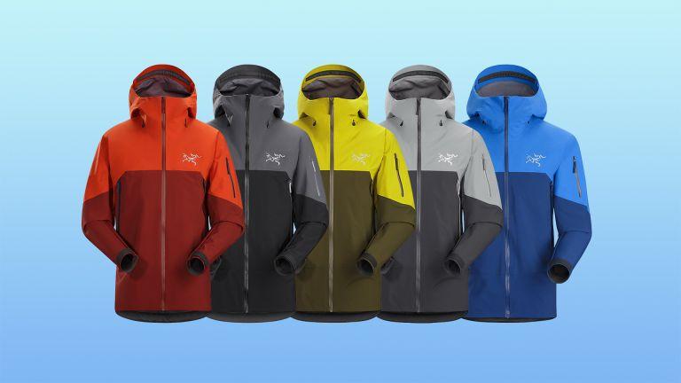 Arc'teryx Rush ski jacket