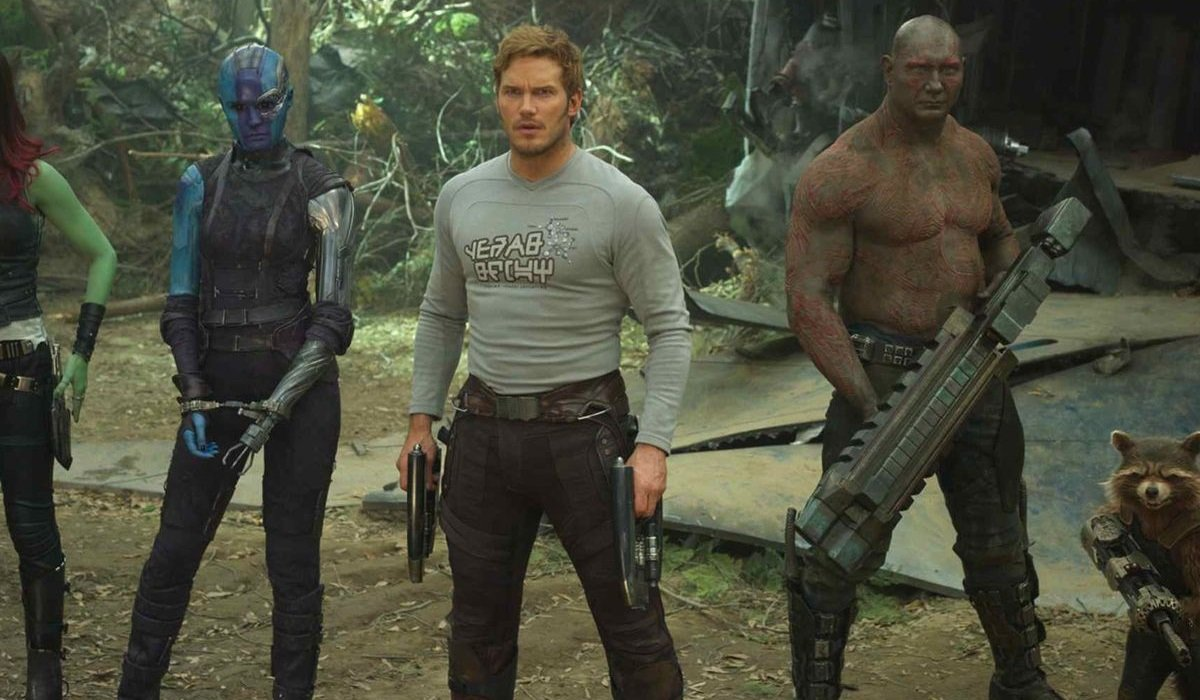 Guardians Of The Galaxy Volume 2 Marvel