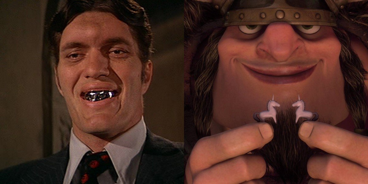 Richard Kiel as Jaws/Screenshot from Tangled