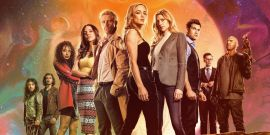DC's Legends Of Tomorrow Just Gave Fans Something Nearly As Great As The TV Show