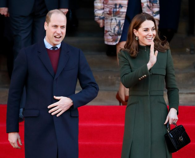 why william left Kate in tears at Christmas