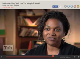 "From the Classroom: Best Tech Practice Video of the Week- ""Fair Use"" in a Digital World"