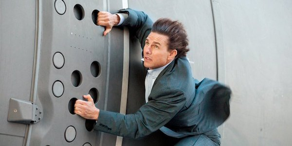 Check Out This Mission: Impossible Picture Of Tom Cruise Performing The Stunt That Led To His Injury