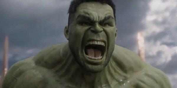 Thor Ragnarok Hulk Scream