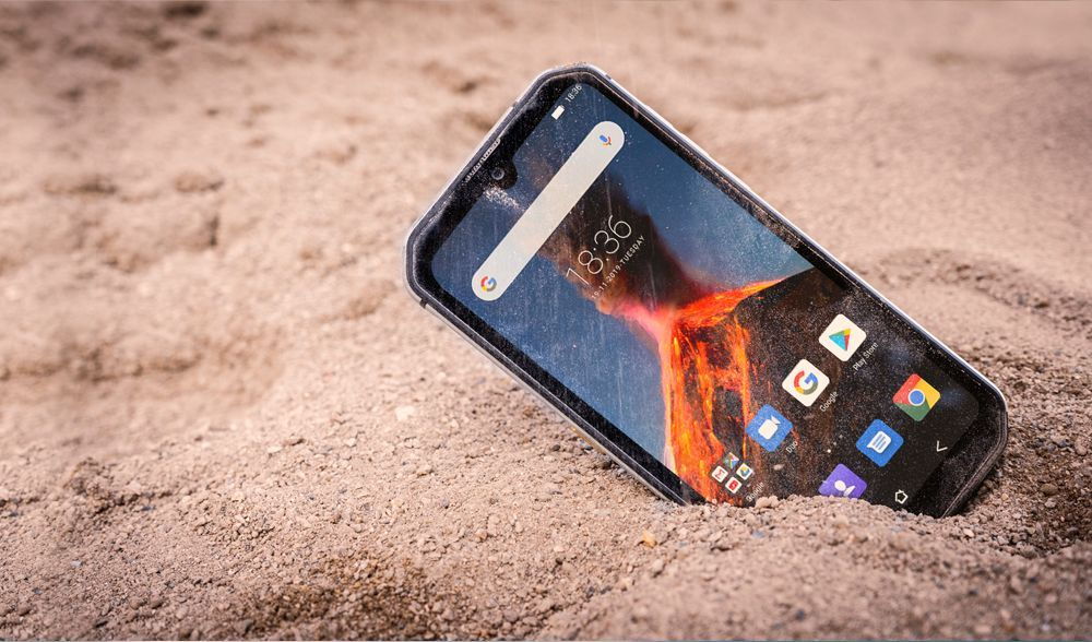 A cheap 8GB RAM waterproof smartphone with 256GB storage just went on sale - TechRadar India