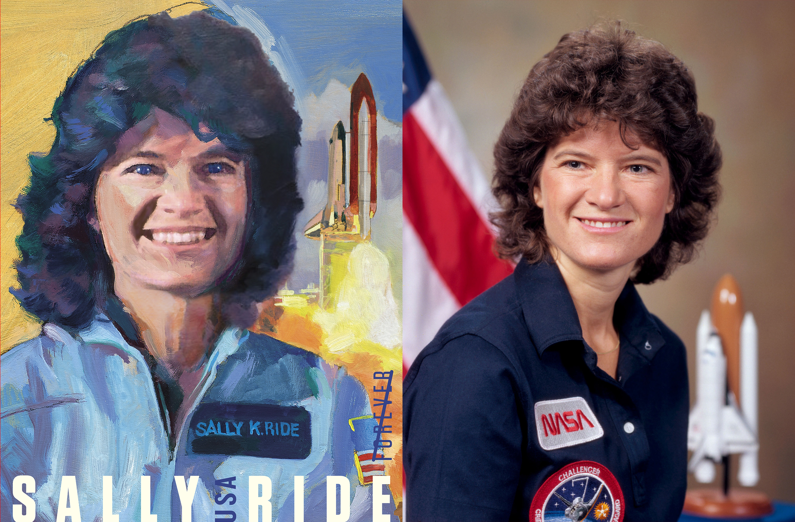 Sally Ride Is Getting Her Own Forever Stamp | Live Science