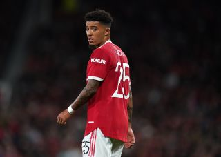 Manchester United v West Ham United – Carabao Cup – Third Round – Old Trafford