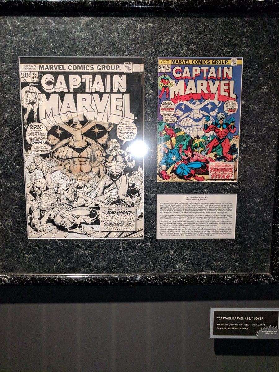 Why Marvel Fans Need To See The Marvel: Universe Of Superheroes Exhibit In Seattle #2470312