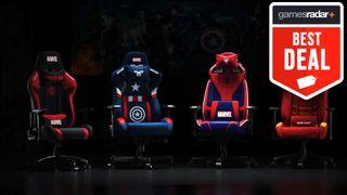 AndaSeat Marvel
