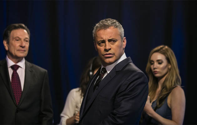 Matt LeBlanc: 'Hollywood can be an awful place to try and