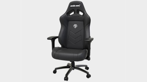 Andaseat Dark Demon gaming chair pictured from the front