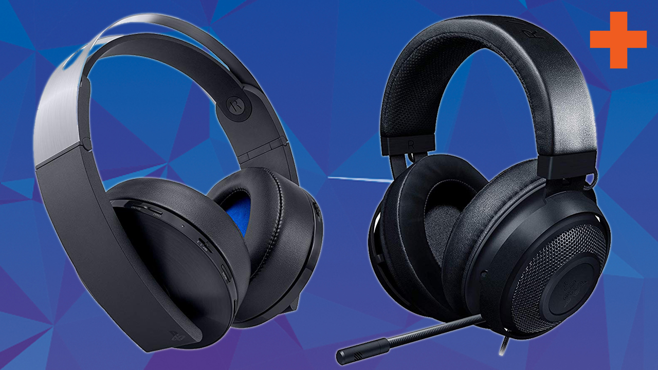 The Best Ps4 Headsets For 2020 Gamesradar