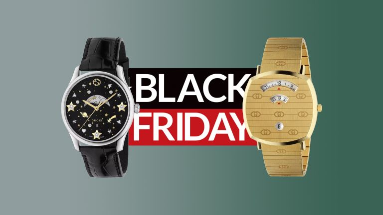 Stylish-savings on Gucci watches in the Ernest Jones Black Friday sale