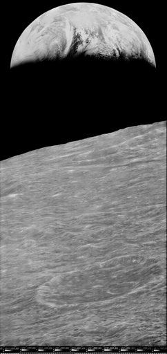 Restoring the Moon: Lunar Orbiter Images Recovered