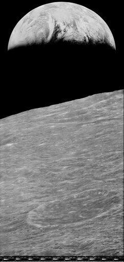 Restoring the Moon: Lunar Orbiter Images Recovered