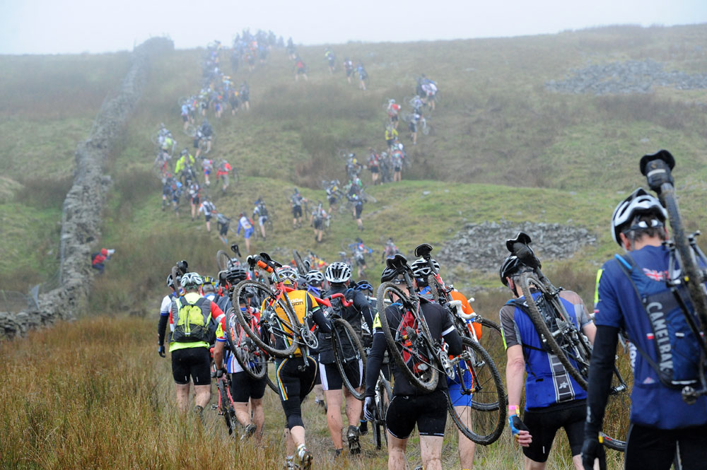 Simon Fell, Three peaks Cyclo-Cross 2011
