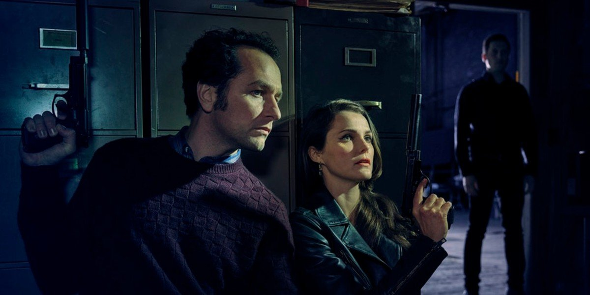 Promotional Still for FX's The Americans