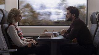 Lucy Boynton and Kit Harrington in Modern Love season 2