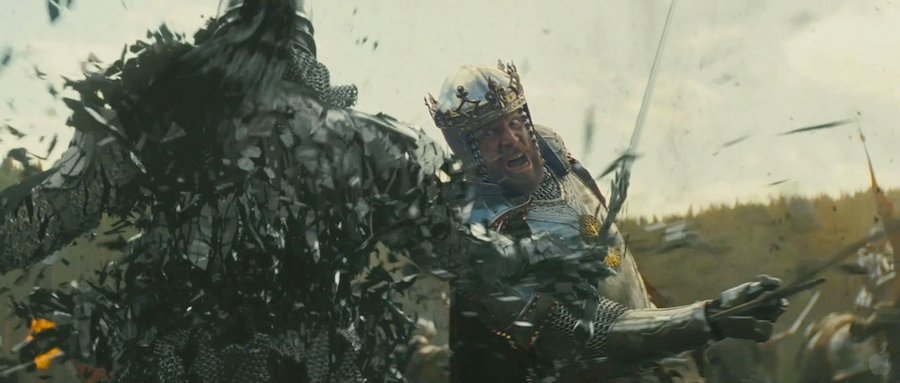 35 High-Res Screenshots From The Snow White And The Huntsman Trailer #5223