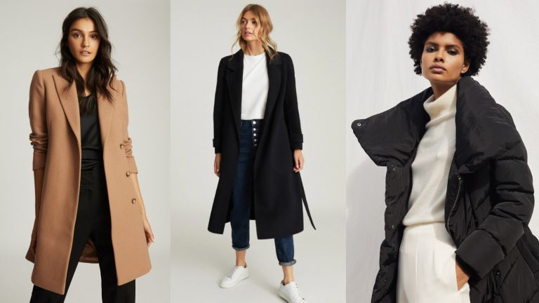 Reiss winter coat collection