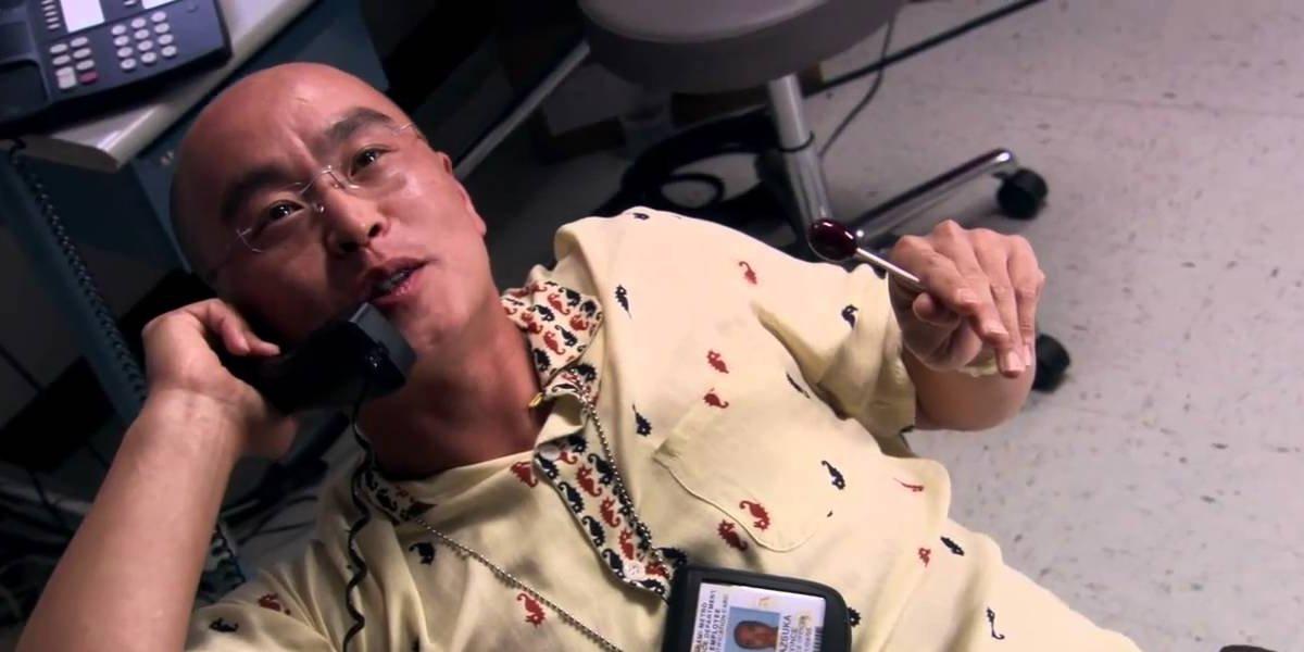 C.S. Lee on Dexter
