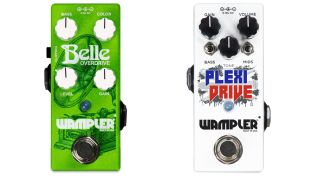 Wampler Plexi-Drive Mini and Belle Overdrive