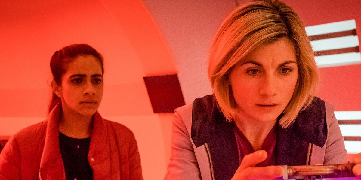 Yaz The Doctor Doctor Who BBC America