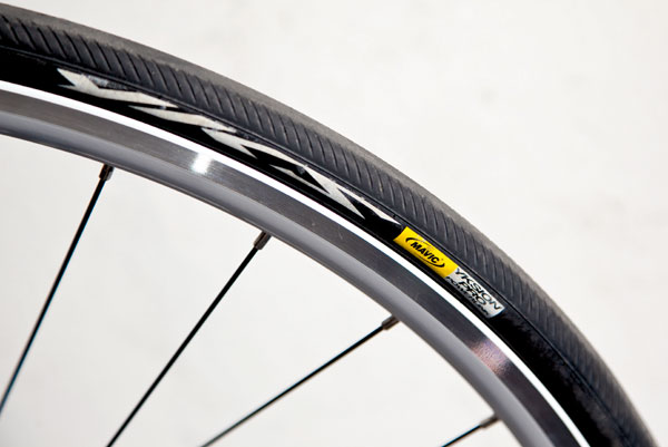 e5d9ffa52d3 Mavic Yksion Mavic GripLink and Yksion PowerLink review - Cycling Weekly