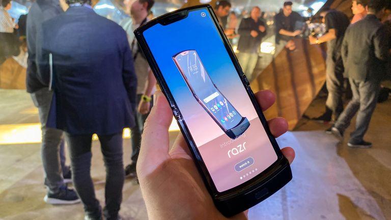 Motorola Razr Galaxy Z Flip