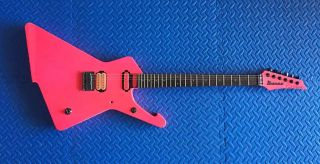 Paul Gilbert sold his Ice-Stroyer on Reverb