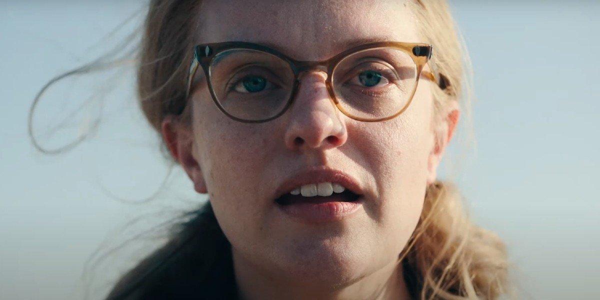 Elisabeth Moss - Shirley