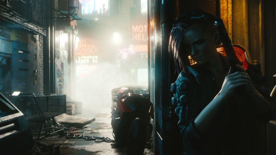 Since it's your character, you have more freedom with romance in Cyberpunk 2077