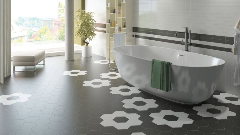 How To Choose The Best Bathroom Flooring Real Homes - Best flooring to use in bathroom