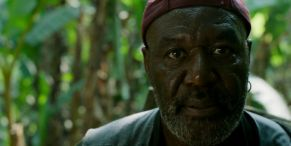 I'm Glad Chadwick Boseman Got A Nomination For Da 5 Bloods, But Where's Delroy Lindo?