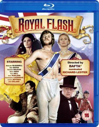 Royal Flash Blu-ray
