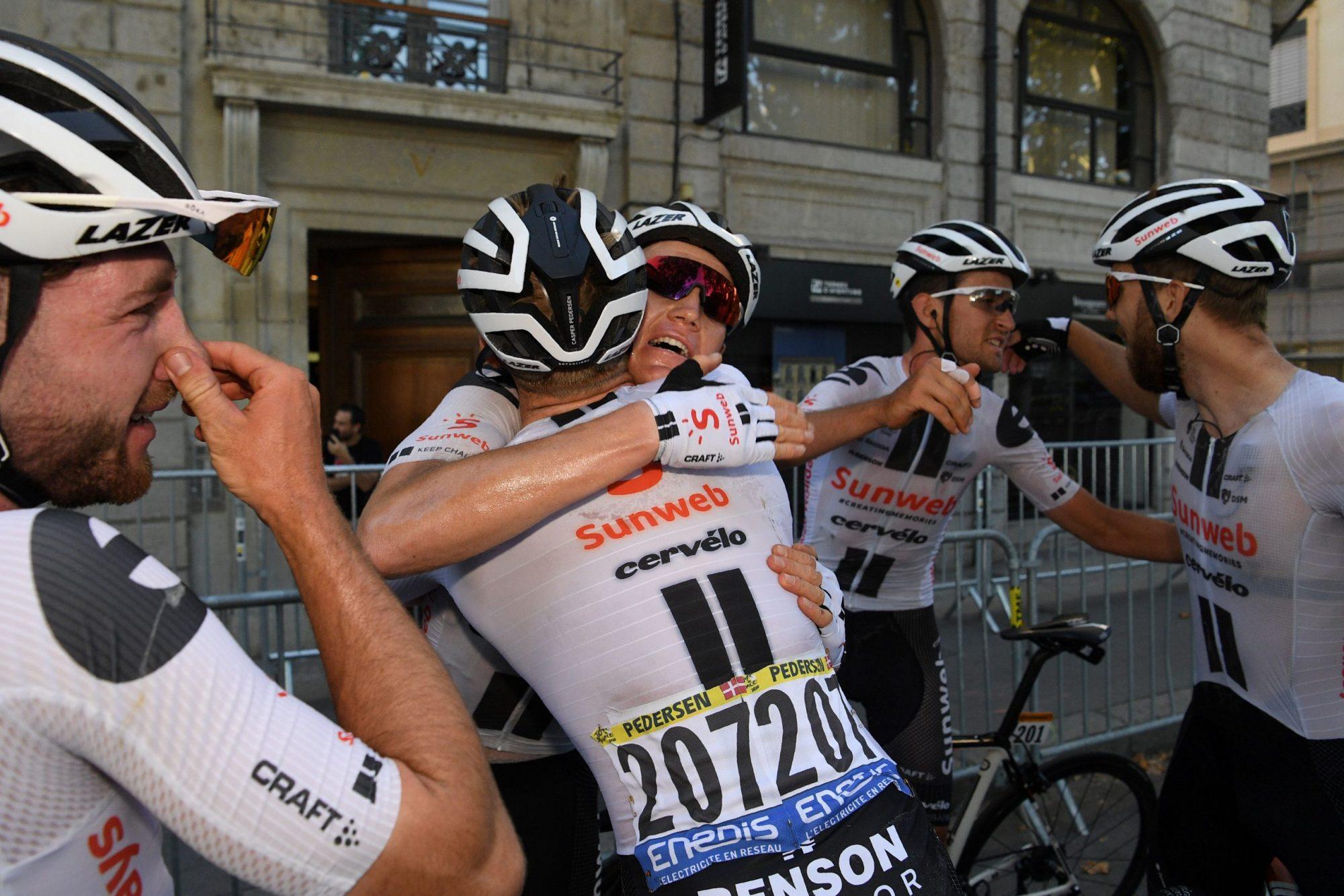 Sunweb táticas Tour de France 2020