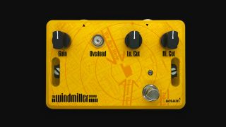 Aclam has introduced the Pete Townshend-inspired Windmiller