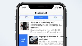 How to change Safari background on iPhone