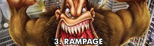 3. Rampage