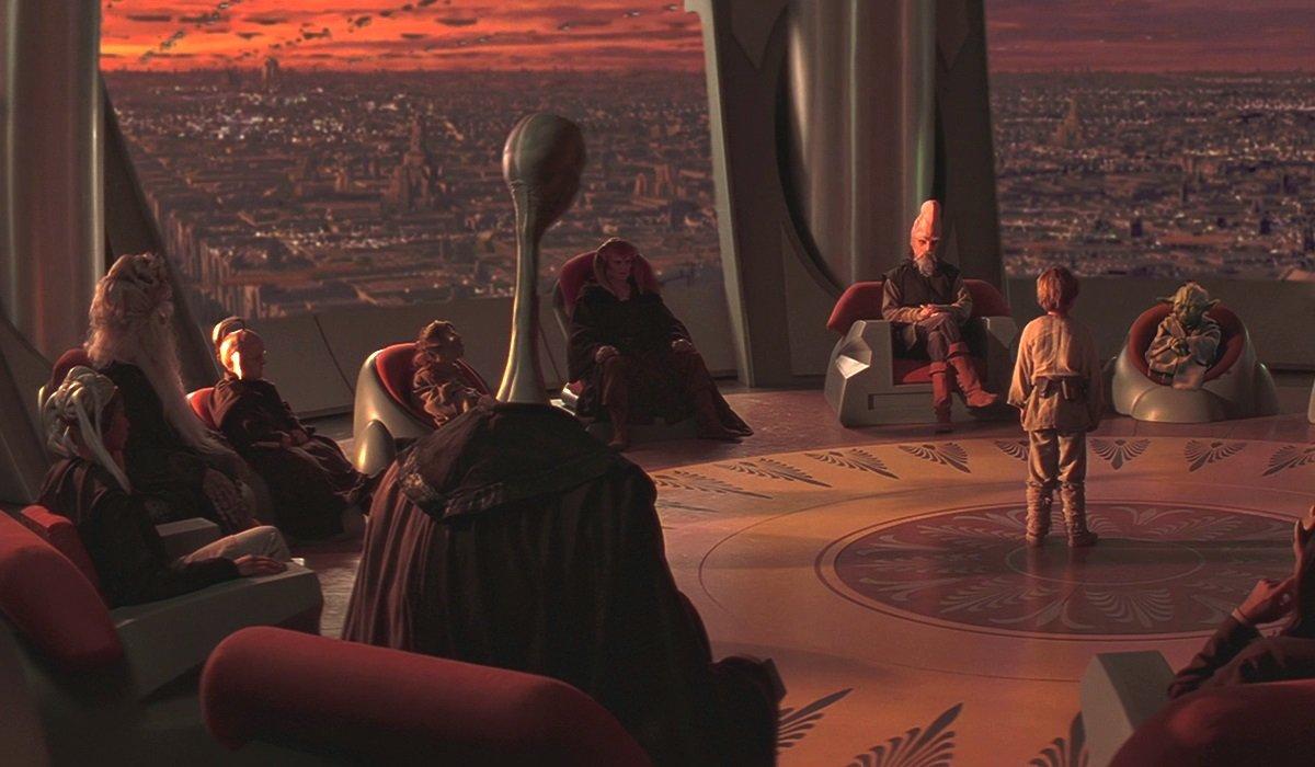 Yarael Poof Star Wars: The Phantom Menace