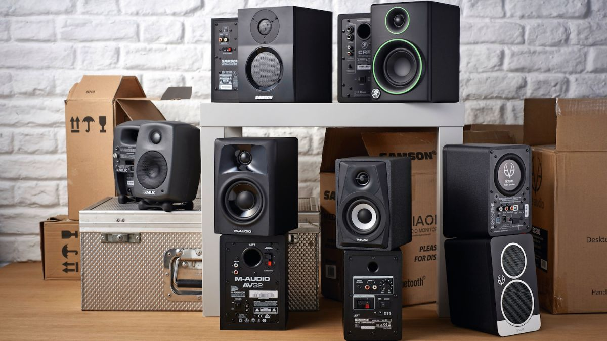 The best studio monitors 9: 9 affordable to high-end studio
