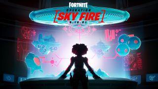 Fortnite Operation: Sky Fire