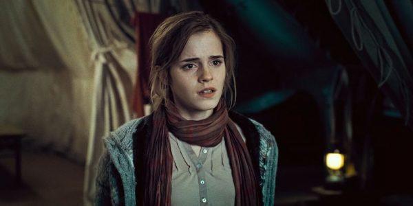 Emma Watson as Hermione Granger