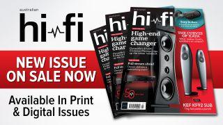 Australian Hi-Fi March/April issue
