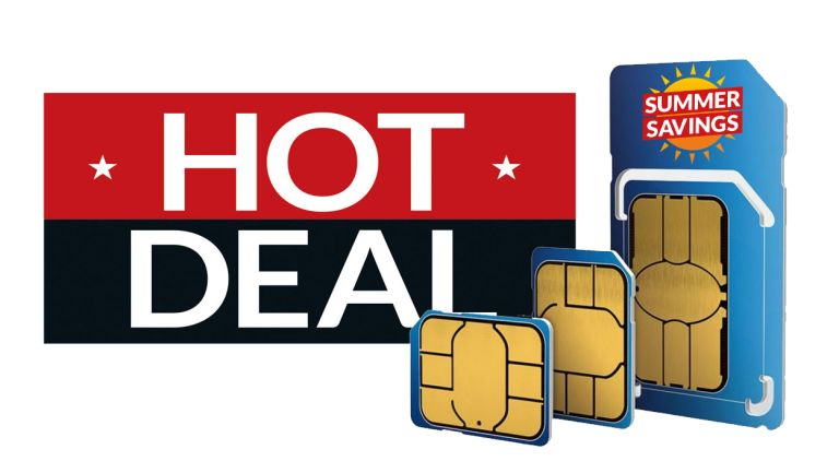 O2 SIM Only deal