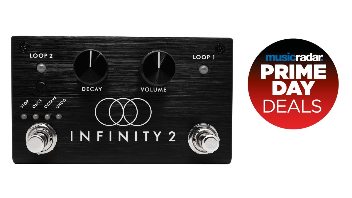 Save 15% on Pigtronix's Infinity Looper 2 pedal