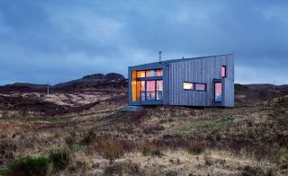 a self build project that serves as a good example of how to build a house on a budget